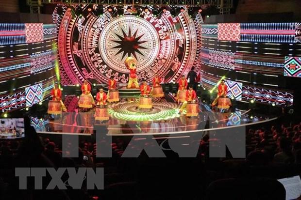 Inauguran en Vietnam festival nacional de television hinh anh 1