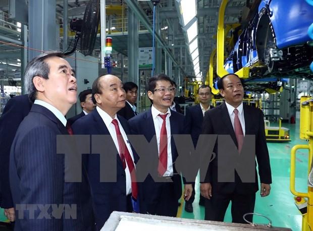 Primer ministro aprueba planificacion de zona economica abierta de Chu Lai hinh anh 1