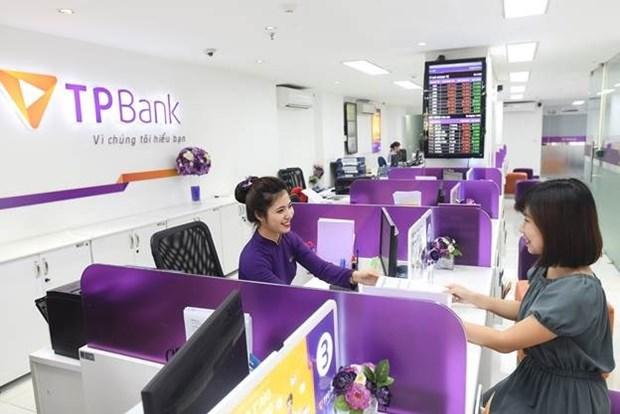 Banco vietnamita TPBank gana premio bancario de PYMES de mayor crecimiento hinh anh 1