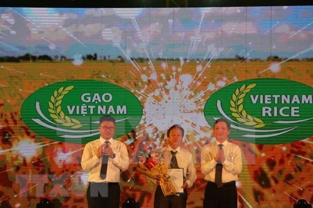 Debaten medidas para desarrollar la marca comercial del arroz vietnamita hinh anh 1