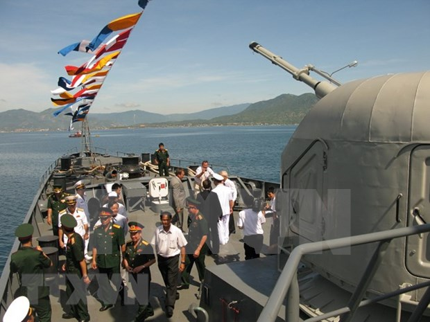 Realizaran en Vietnam ejercicio naval multilateral de ASEAN hinh anh 1