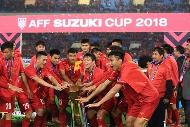 Vietnam se situa en posicion 100 en ranking de FIFA hinh anh 1