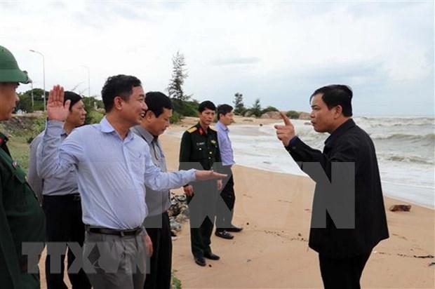 Ministro vietnamita destaca necesidad de mejorar capacidad de pronostico de tiempo hinh anh 1
