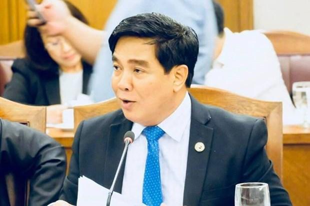 Asesinan a tiros a politico filipino hinh anh 1