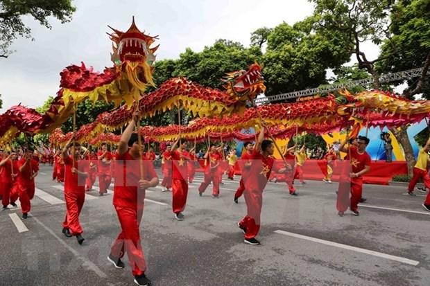 Provincia norvietnamita busca promover imagenes mediante festival cultural hinh anh 1