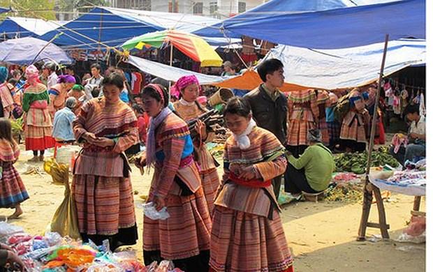 Efectuara en Hanoi mercado de etnias minoritarias de zonas montanosas hinh anh 1