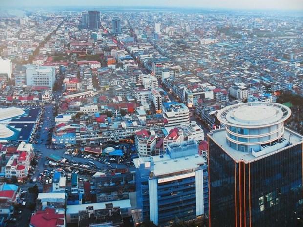 Notables logros economicos en Camboya tras 40 anos del derrocamiento de regimen del Khmer Rojo hinh anh 1