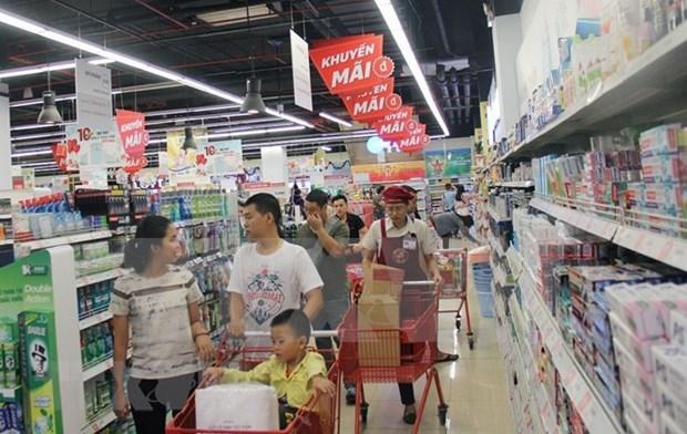 Vendedores minoristas japoneses buscan obtener mayor cuota en mercado vietnamita hinh anh 1