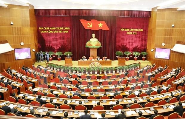 Maximo dirigente de Vietnam llama a tomar labores de personal con cautela hinh anh 1