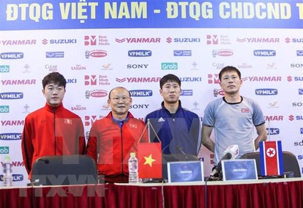 Seleccion de futbol de Vietnam se prepara para Copa Asiatica 2019 hinh anh 1