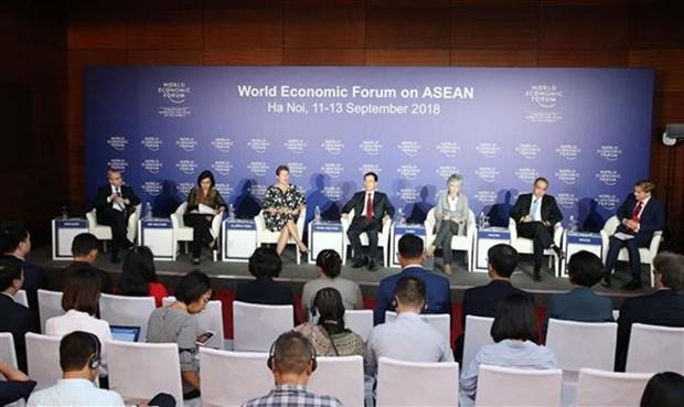 Los 10 eventos mas destacados de relaciones exteriores de Vietnam en 2018 hinh anh 3