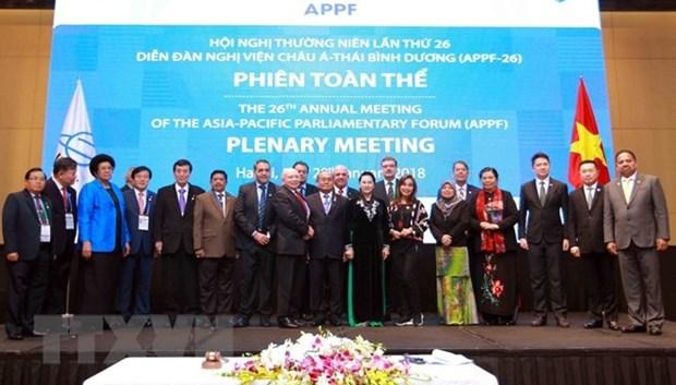 Los 10 eventos mas destacados de relaciones exteriores de Vietnam en 2018 hinh anh 5