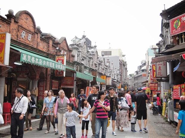 Taiwan suspendera otorgamiento de visado al turoperador vietnamita con relacion con huida de turistas hinh anh 1