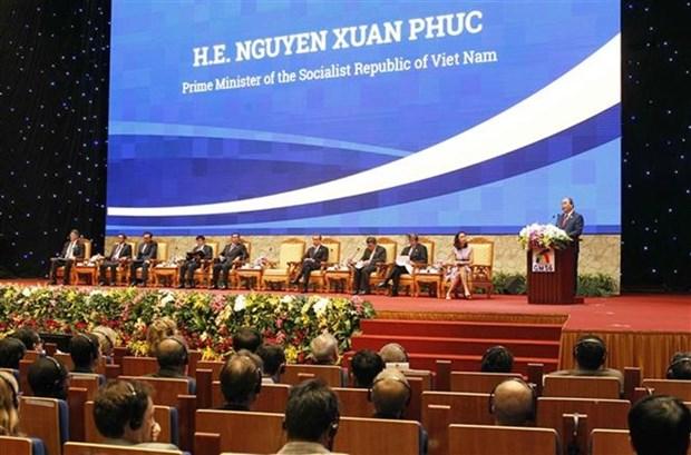 Los 10 eventos mas destacados de relaciones exteriores de Vietnam en 2018 hinh anh 8