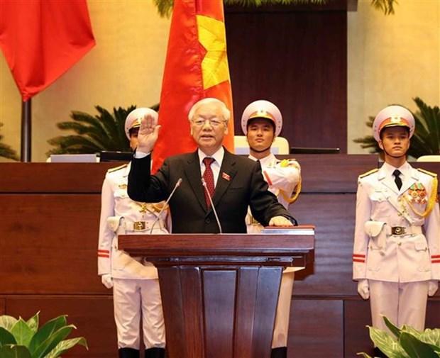Los 10 eventos mas destacados de relaciones exteriores de Vietnam en 2018 hinh anh 1