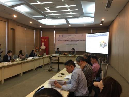 Debaten en Vietnam evaluacion de indice de relaciones laborales hinh anh 1