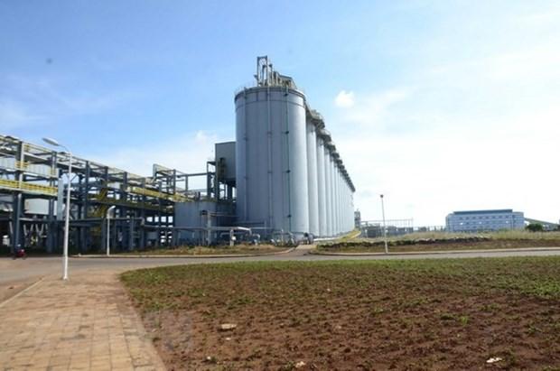 Fabrica de alumina en provincia altiplana vietnamita logra nivel de produccion planificado hinh anh 1