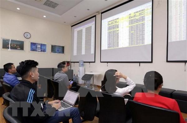 Incrementan fuertemente flujo de capital al mercado bursatil vietnamita hinh anh 1