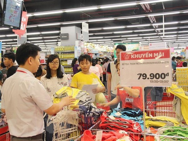IPC de Vietnam sube 3,54 por ciento en 2018 hinh anh 1