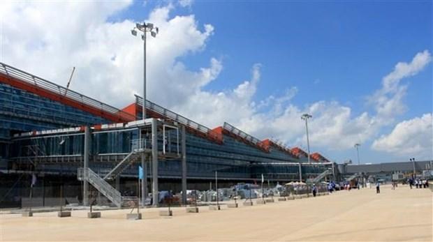 Iniciaran en Vietnam vuelos comerciales al aeropuerto internacional de Van Don hinh anh 1