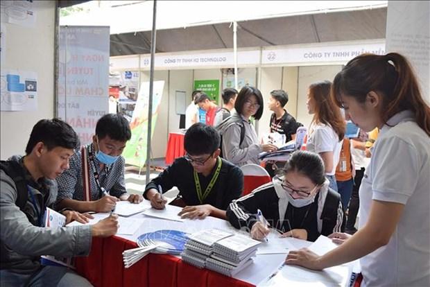 Resaltan logros en seguridad y bienestar sociales de Hanoi en 2018 hinh anh 1