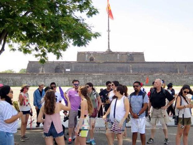 Vietnam preve recibir 18 millones de turistas extranjeros en 2019 hinh anh 1