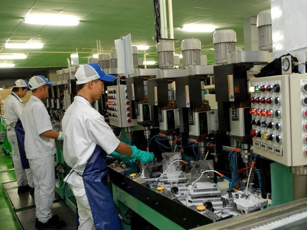 Vietnam por impulsar las industrias de procesamiento hinh anh 1
