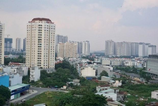 Ciudad Ho Chi Minh: bienes raices de lujo atractivos para inversores chinos hinh anh 1