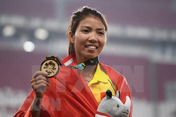 Eligen atletas vietnamitas mas destacados de 2018 hinh anh 1