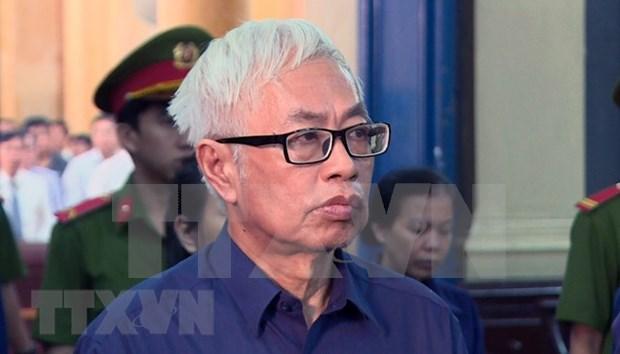 Policia vietnamita inicia procedimiento legal sobre otros casos involucrados con banco Dong A hinh anh 1