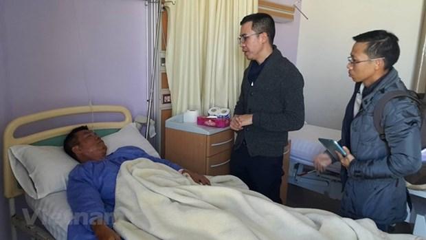 Identifican victimas fatales del atentado en Epigto hinh anh 1