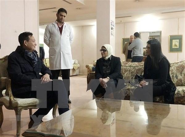 Egipto coordinara con Vietnam para ayudar a victimas del atentado hinh anh 1