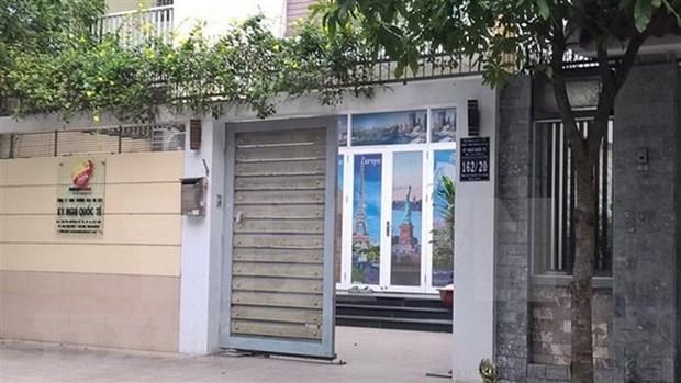 Sancionan a otra empresa involucrada en presunta huida de turistas vietnamitas en Taiwan (China) hinh anh 1