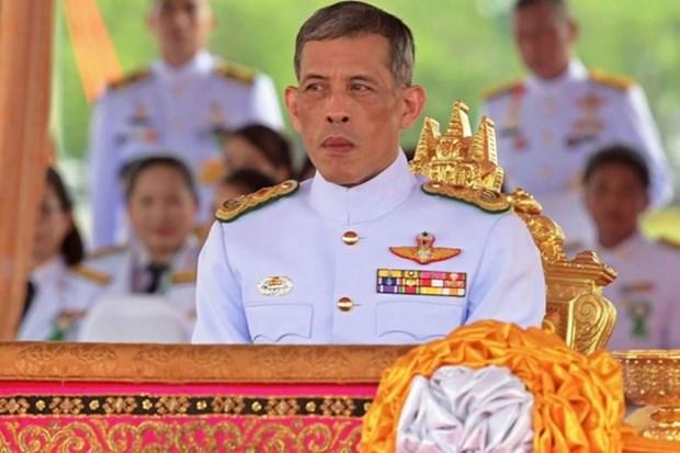 Tailandia anuncia la coronacion de rey Rama X en mayo proximo hinh anh 1