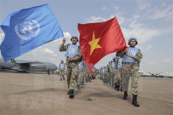 Participar en misiones de paz de ONU afirma posicion de Vietnam, destaca viceministro de Defensa hinh anh 1