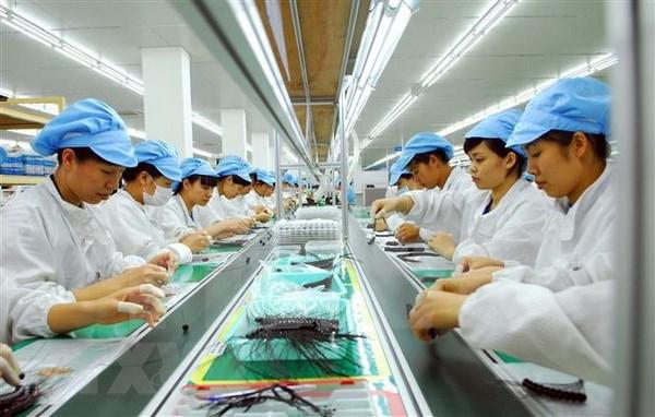 Empresas vietnamitas creen en perspectivas positivas de negocios en primer trimestre de 2019 hinh anh 1
