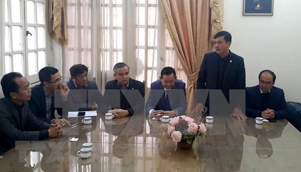 Repatriaran hoy a turistas vietnamitas en Egipto tras atentado con bomba hinh anh 1