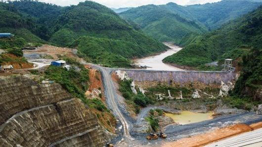 Laos por concluir construccion de 12 centrales hidroelectricas en 2019 hinh anh 1