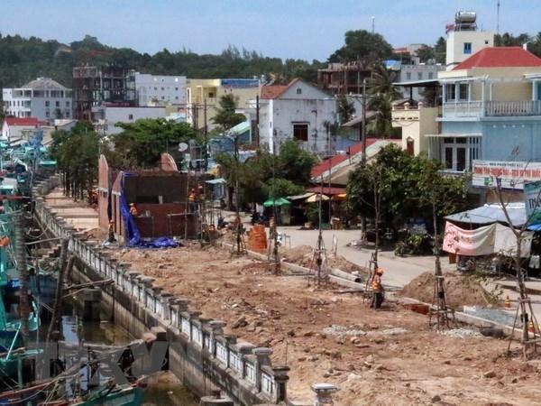 Casi la mitad de comunas vietnamitas cumplen requisitos de nuevas areas rurales hinh anh 1
