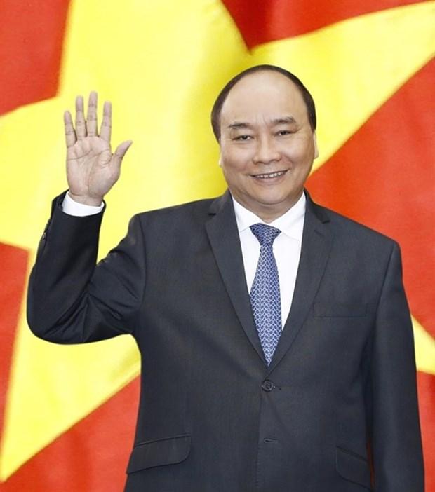 Premier vietnamita destaca desarrollo economico como una de las principales tareas para este ano hinh anh 1