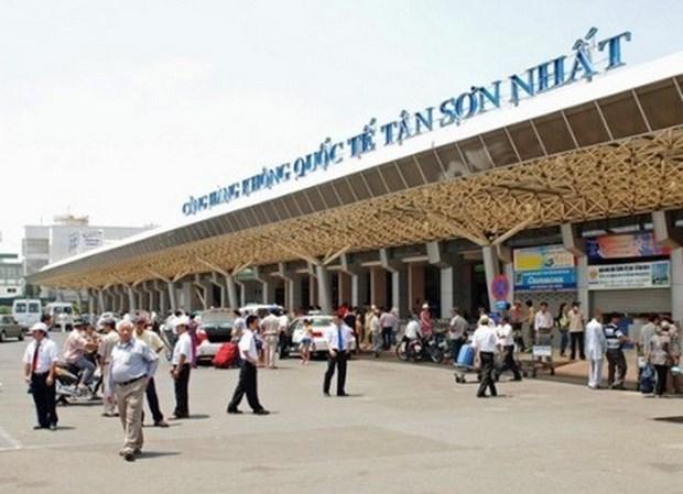 Aeropuertos en Vietnam recibiran a 112 millones de pasajeros en 2019 hinh anh 1