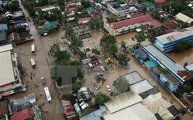 Aumenta numero de fallecidos por deslizamientos de tierra en Filipinas hinh anh 1