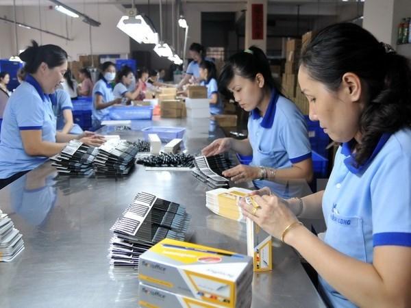 Vietnam entre los paises de ASEAN con alto crecimiento de productividad laboral hinh anh 1