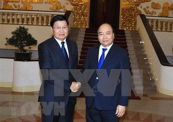 Relaciones Vietnam-Laos, ejemplo excepcional de nexos internacionales hinh anh 1