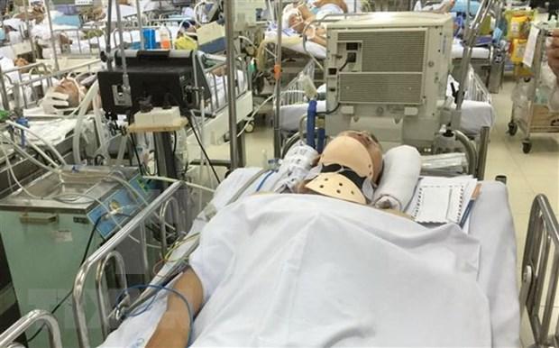 Inician procedimiento legal contra conductor de camion vietnamita por grave accidente hinh anh 1