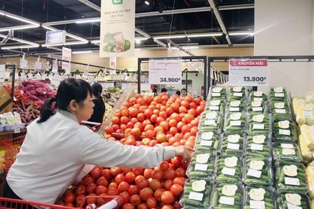 Incrementan ventas minoristas ante la alta demanda domestica en Vietnam hinh anh 1