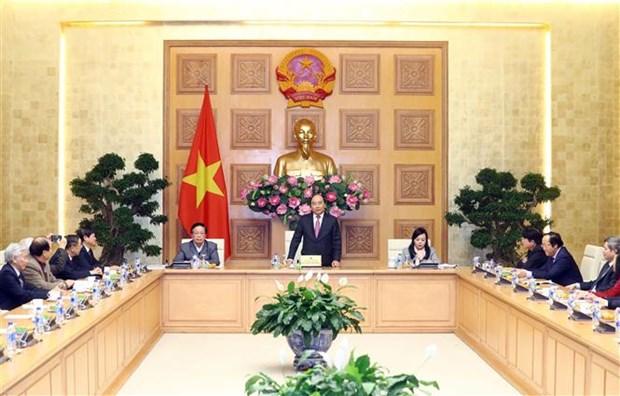Premier de Vietnam subraya importancia de educacion sobre atencion de salud comunitaria hinh anh 1