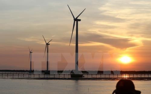 Provincia vietnamita de Quang Tri atrae inversores estrategicos para proyectos eolicos hinh anh 1
