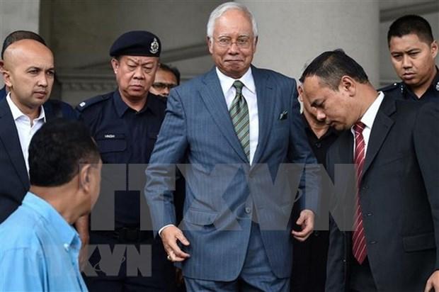 Efectuaran juicio contra exprimer ministro malasio y exdirectivo del Fondo 1MDB hinh anh 1