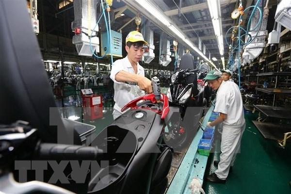 Fitch Solutions destaca crecimiento economico de Vietnam en 2018 hinh anh 1